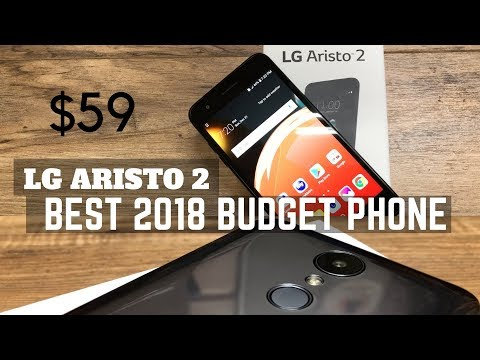 LG ARISTO 2 REVIEW - Hands Down Amazing Phone