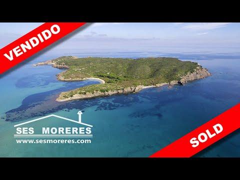 Fotocasa. La isla menorquina d'en Colom se vende finalmente por más de tres millones de euros