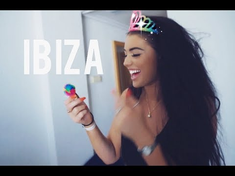Come to Ibiza with me | Sarah Goodhart