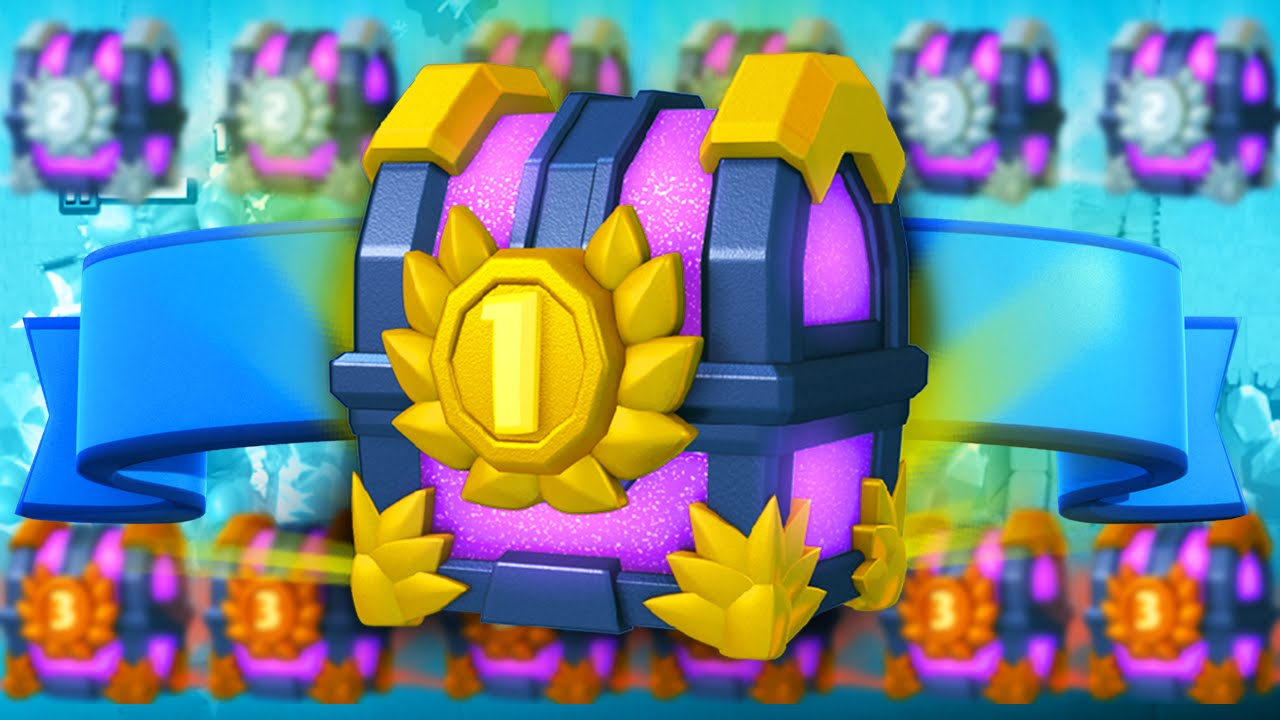 Clash Royale' 1.4 Update is Out, Brings Tournaments, New Cards, and a ...