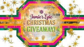 Jamie's EPIC Christmas Giveaway by Jamie Oliver