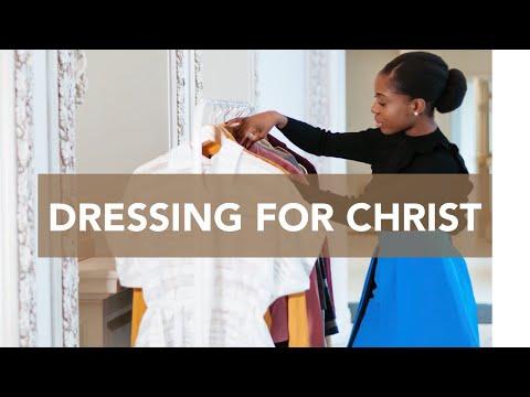 Dressing Respectable for Christ