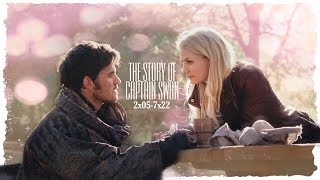 Video The Story of Captain Swan (2x05-7x22) MP3, 3GP, MP4, WEBM, AVI, FLV Oktober 2018