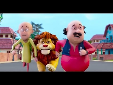 "Motu Patlu's Official Song In The Movie ""Motu Patlu King Of Kings"""