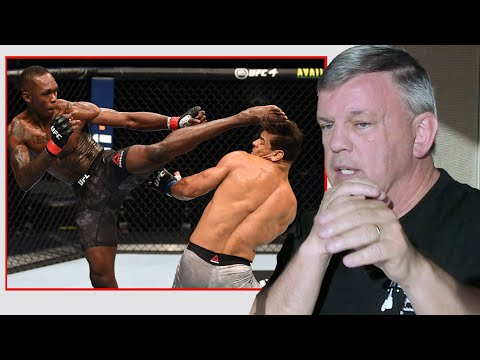 Teddy Atlas breaks down Israel Adesanya vs Paulo Costa UFC 253   CLIPS