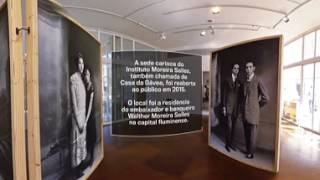 MAIS EM: http://veja.abril.com.br/tveja/Faça um pequeno tour pela sede do Instituto Moreira Salles no Rio de Janeiro