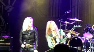 LITA FORD: American Nights (Featuring Cherie Currie) (live)