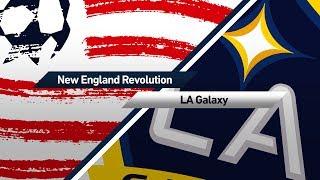Highlights: New England Revolution vs. LA Galaxy   July 22, 2017 by Major League Soccer
