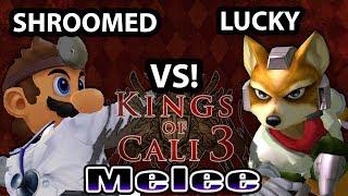 Shroomed vs Lucky!