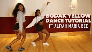 Video Aliyah Maria Bee Learns To Dance   Cardi B - Bodak Yellow   @LeoniJoyce Tutorial MP3, 3GP, MP4, WEBM, AVI, FLV Juni 2018