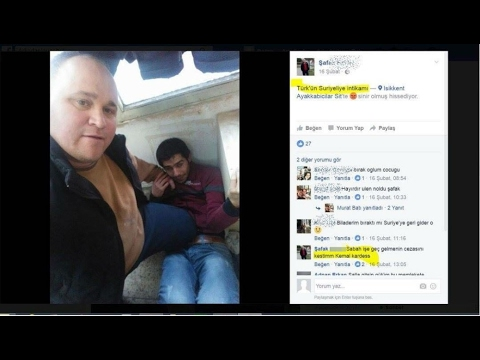 İşe Geç Kalan Suriyeli Çalışana Bakın Ne yaptı!