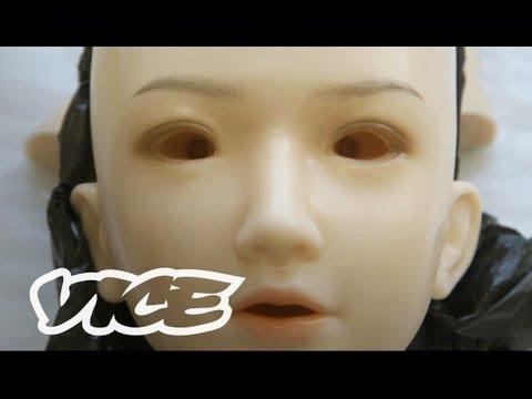 專訪大陸製作成人娃娃的工廠秘密!