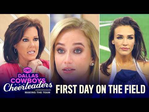 First Day On The Field 🏈 S15, Episode 4 Recap 📣 New Episodes Tuesdays 10/9c #DCCMakingTheTeam | CMT