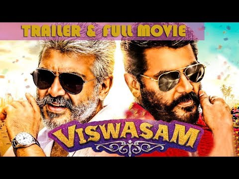 Viswasam (2019) | Trailer & Full Movie Subtitle Indonesia