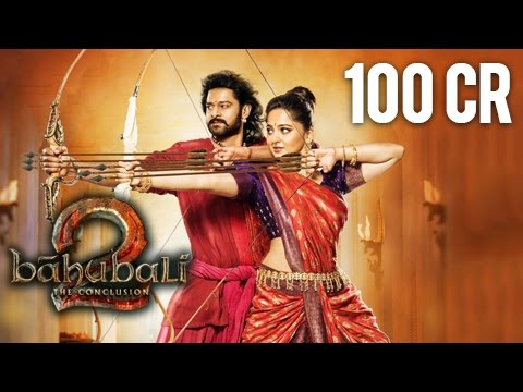 Baahubali 2 The Conclusion Earns 100 Cr | Day 1 Co