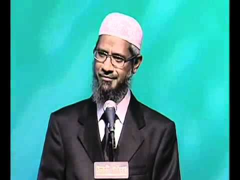 New Ask Dr Zakir Naik – Dubai International Peace convention [2/2]