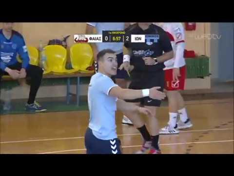 Handball Premier: ΦΑΙΑΚΑΣ – ΙΩΝΙΚΟΣ Ν.Φ. | 09/02/2020 | ΕΡΤ