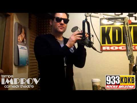 Orny Adams Gets New Sunglasses