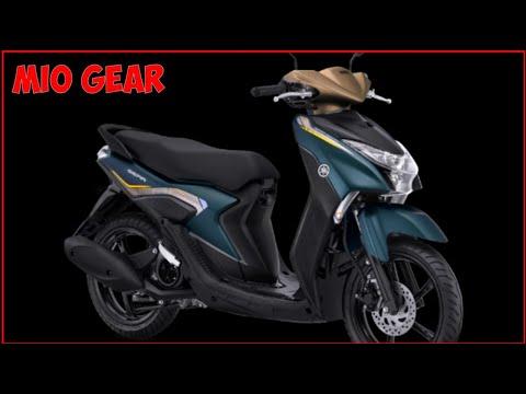 New YAMAHA MIO GEAR Siap kawal Yamaha mio standar
