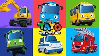 Hi! I'm Tayo the Little Bus