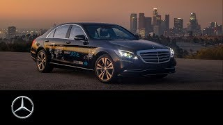 Mercedes-Benz Intelligent World Drive (Recap) | 60 Seconds