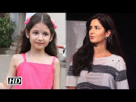 Don't call AUNTY to Katrina Kaif- Commenter told lil Harshali (видео)