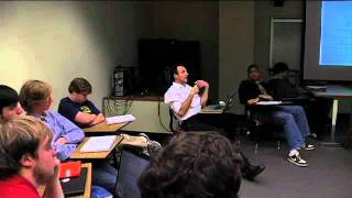 Loyola University Music Industry Class - Music Marketing W/ Billy O'Connell (5/8)