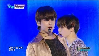 【TVPP】BTS - FAKE LOVE, 방탄소년단 – 페이크 러브@Showmusiccore 2018