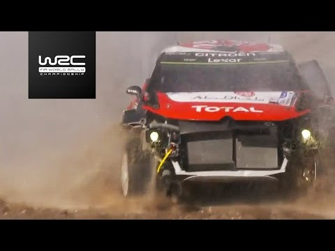 WRC/Rally Argentina - Highlights especiales 4-8