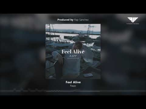 Rapp - Feel Alive (Official Audio)