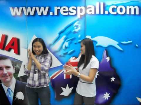 Respall Migration Australia congratulates Adriane Go – Telecommunications Engineer