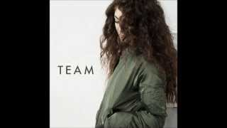Thumbnail for Lorde — Team