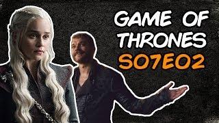 Mais um episódio da 7ª Temporada de Game of Thrones e aqui estamos novamente pra comentar tudo! Lives toda a segunda às...