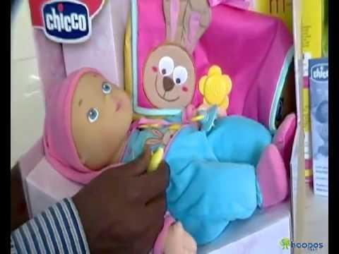 chicco my first doll - good night kikla