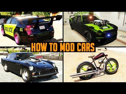 Best Car To Mod In Gta Online Cunning Stunts