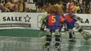 'Robo Messi' Y 'Robo Puyol', A La Final De Futbol De Corea