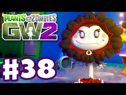 Plants Vs. Zombies: Garden Warfare 2 - Gameplay Part 38 - Vampire Flower! (PC)