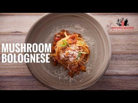 Tefal Mushroom Bolognese   Everyday Gourmet S6 E15