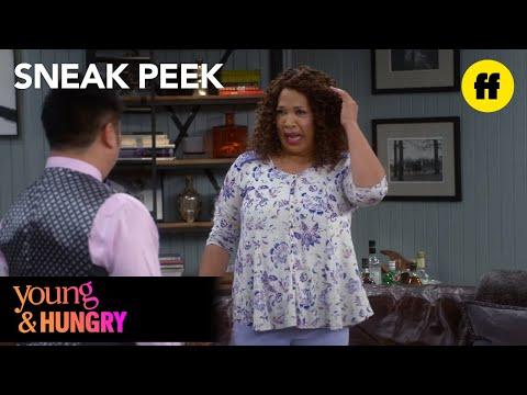 Young & Hungry | Season 4, Episode 4 Sneak Peek: Elliot & Yolanda | Freeform