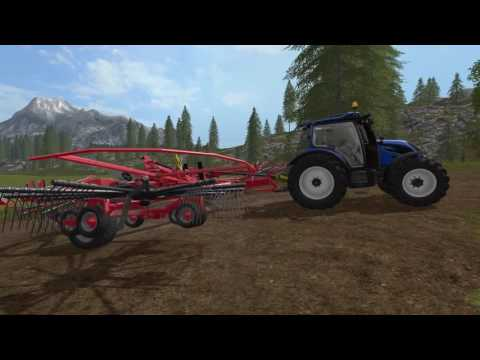 Farming simulator 17 Fact Sheet #09