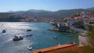 Samos Island Greece  City pictures : Samos, Greece in 4K