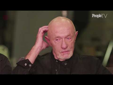 Jonathan Banks cries at Breaking Bad reunion