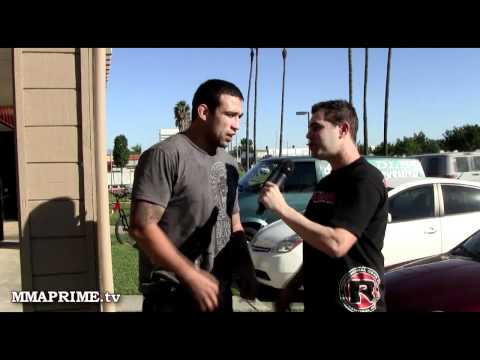 Fabricio Werdum First Day back at Training After Surgery Life After Fedor