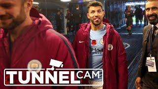 Video TUNNEL CAM   Man City 3-1 Arsenal   17/18 MP3, 3GP, MP4, WEBM, AVI, FLV November 2017