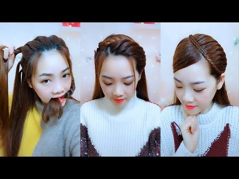 Hairstyles for long hair - TOP 25 Amazing Hair Transformations  Beautiful Hairstyles Compilation 2019  Part 12