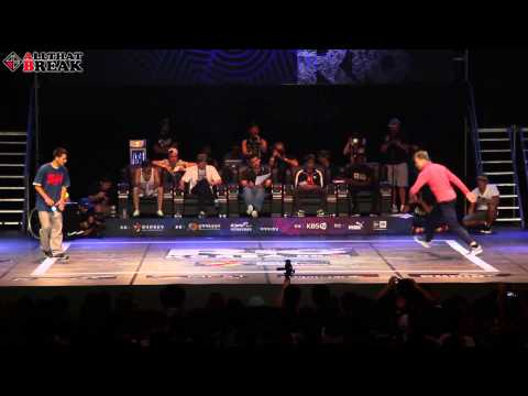 Niek - 2013.07.13~07.14 R16 2013 WORLD FINAL @ Olympic Hall, Olympic Park, SEOUL MC - MC GO (Korea) - MC Snipa (Korea) DJ - DJ Skeme Richard (USA) - DJ Wreckx (Kore...