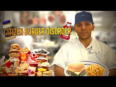 Crazy Burger Game Boy