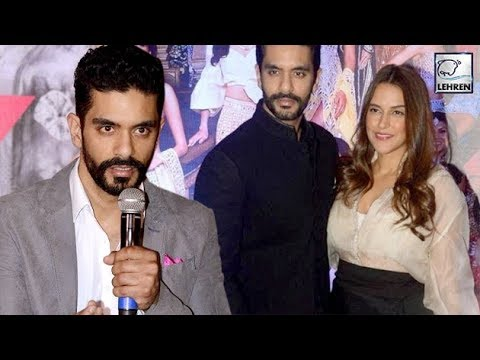 Husband Angad Bedi OPENS UP About Neha Dhupia's Pr