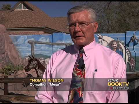 C-SPAN Cities Tour - Mesa: Thomas Wilson