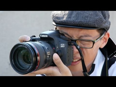 Canon 60D Hands-on Review: Your Questions Answered